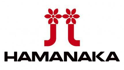 HAMANAKA ロゴ